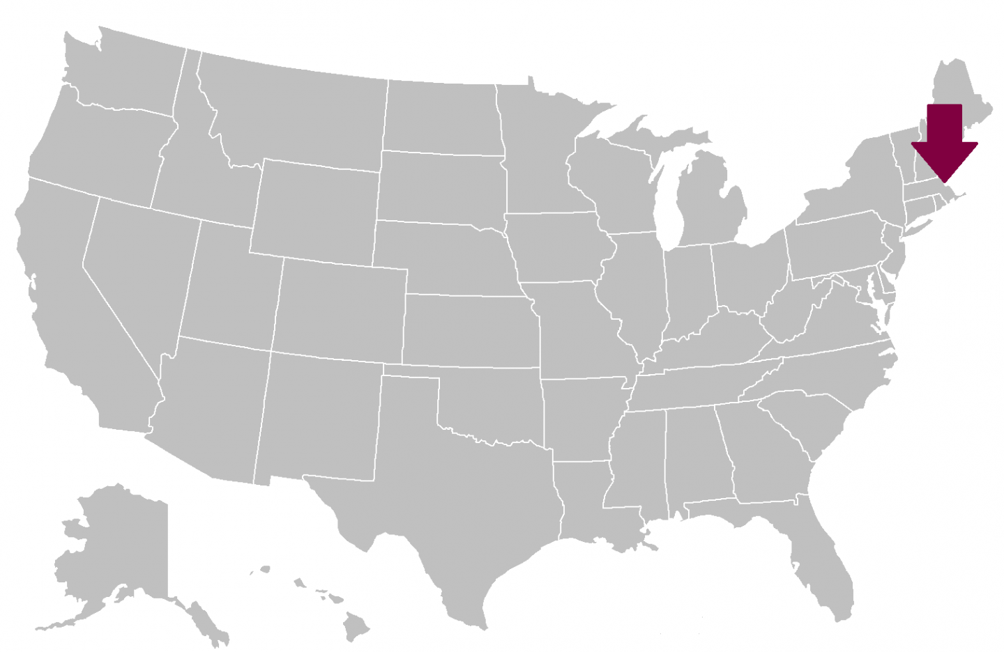 BlankMap-USA-states - Copia (3)